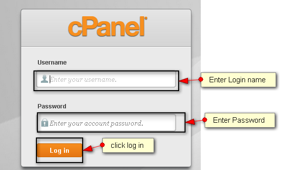 cpanel for webmail'